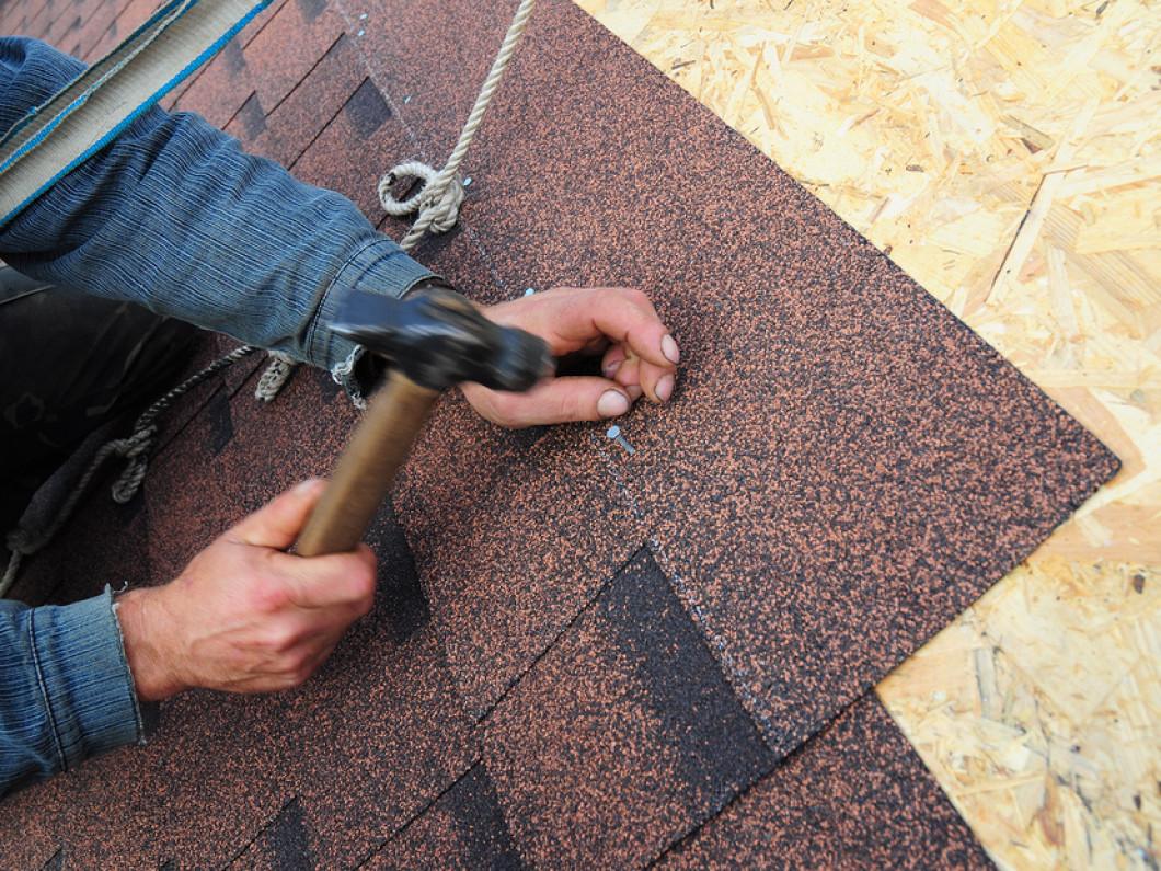Do you need roof shingle repair work done?